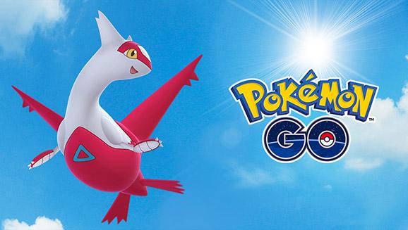 Latias fa un ritorno da leggenda nei raid di <em>PokémonGO</em>