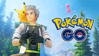 Mew è oggetto di ricerca in Pokémon GO!