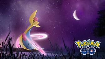 La luce di Cresselia brilla nei raid di Pokémon GO