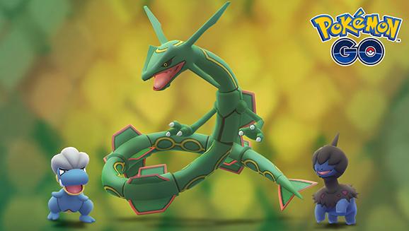 La settimana del Drago inizia in Pokémon GO