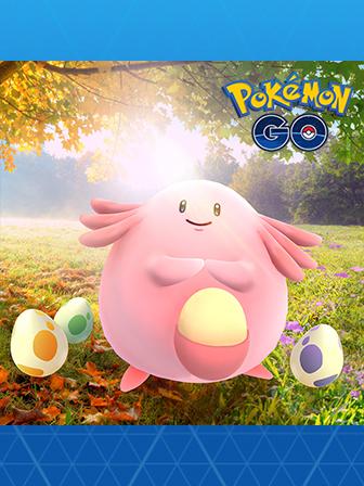 Di nuovo Uova a gogo in Pokémon GO!