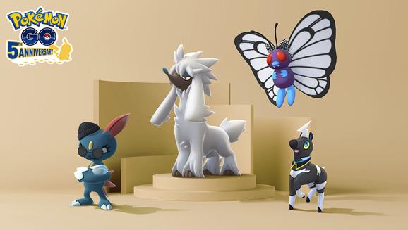 Cerca il fantastico Furfrou nella settimana della moda di Pokémon GO