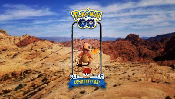 A ottobre il Community Day di Pokémon GO ha come protagonista Charmander