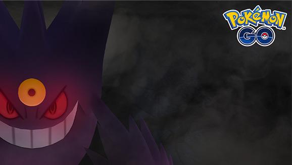MegaGengar infesta i megaraid di Pokémon GO