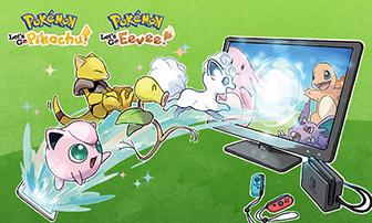 Tutte le novità sul collegamento tra Pokémon GO e Nintendo Switch