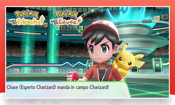 Appaiono gli Esperti di Pokémon su Nintendo Switch!