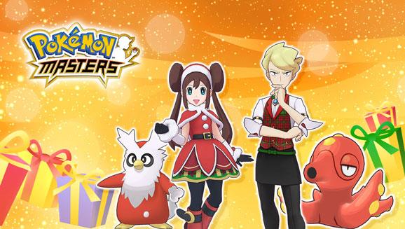 Celebra lo spirito delle feste con Pokémon Masters!