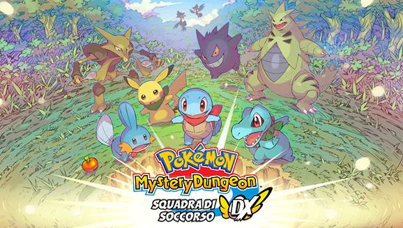 Trasformati in un Pokémon su Nintendo Switch