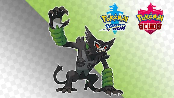 Scoperto il Pokémon misterioso Zarude