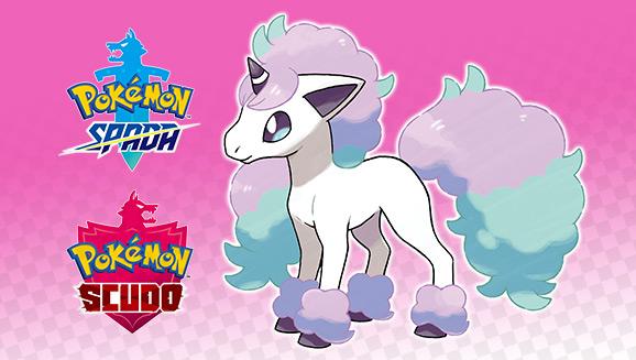 È stata scoperta la forma di Galar di Ponyta!