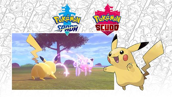 Ottieni un Pikachu canterino