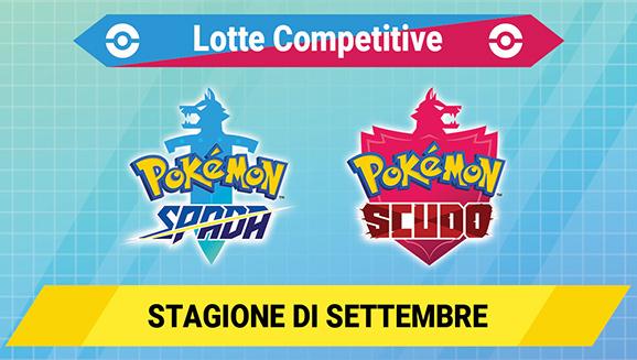 La stagione di settembre delle Lotte Competitive ti attende