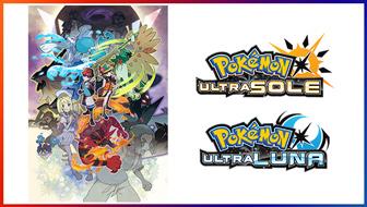 Sfreccia sulle onde con Pokémon Ultrasole e Pokémon Ultraluna!