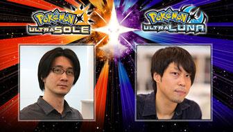 Intervista esclusiva ai realizzatori di Pokémon Ultrasole e Pokémon Ultraluna!