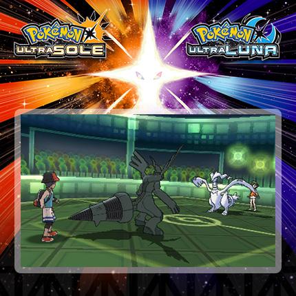 Sprigiona la potenza dei Pokémon leggendari di Unima!