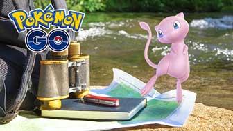Diventa un luminare delle ricerche in Pokémon GO