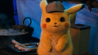 Uno sguardo in anteprima al film POKÉMON Detective Pikachu