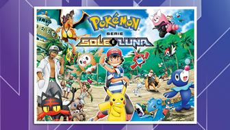 Esplora tutte le stagioni della serie animata Pokémon