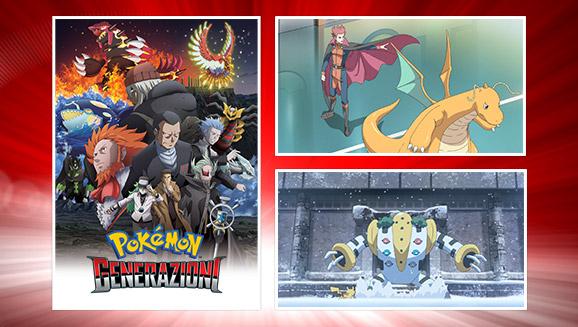 Non perderti la serie Pokémon <em>Generazioni</em> su TV Pokémon!