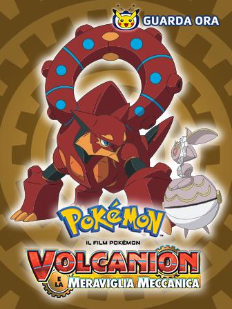 Volcanion si scatena su TV Pokémon
