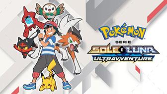 Ultravventure in arrivo per Ash e Pikachu!