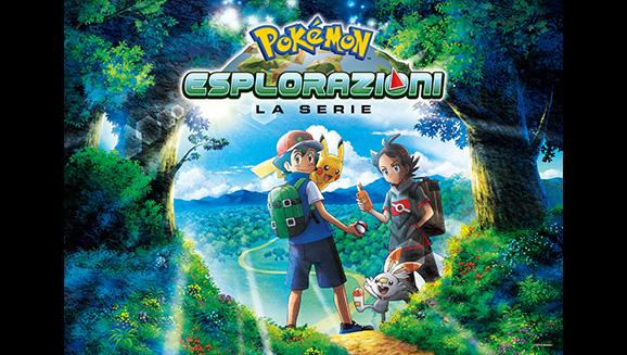 La serie Esplorazioni Pokémon sbarca su K2