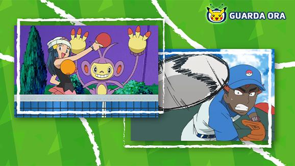 Incredibili prodezze atletiche su TV Pokémon