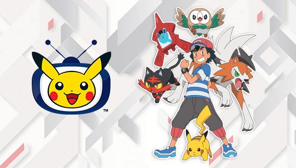 Pokémon TV mobilappen