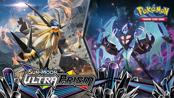 Pokémon TCG: <em>Sun & Moon—Ultra Prism</em>