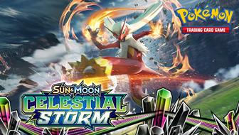 Pokémon TCG: Sun & Moon—Celestial Storm