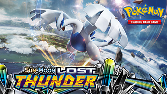Pokémon TCG: Sun & Moon—Lost Thunder