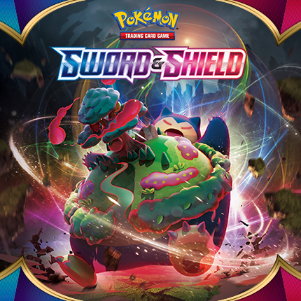 Gjør klar til kamp med Pokémon TCG: Sword & Shield