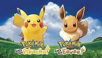 Pokémon: Let's Go, Pikachu! | Pokémon: Let's Go, Eevee!