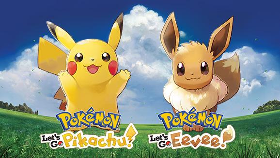 <em>Pokémon: Let's Go, Pikachu!</em> | <em>Pokémon: Let's Go, Eevee!</em>
