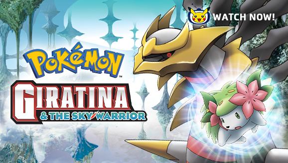 Pokémon: Giratina og Himmel-Krigeren