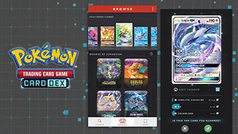 Hou je kaartverzameling bij met de Pokémon TCG Card Dex!