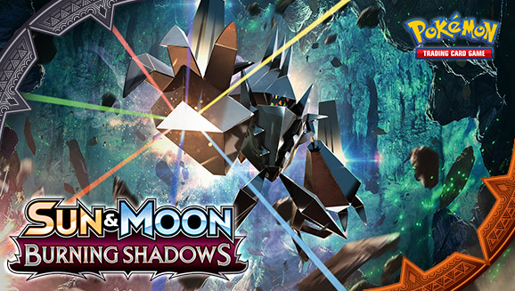Pokémon TCG: <em>Sun & Moon—Burning Shadows</em>