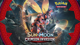 Pokémon TCG: Sun & Moon—Crimson Invasion