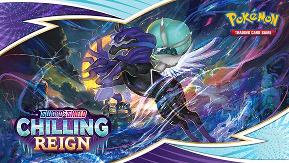 Sword & Shield—Chilling Reign is verschenen
