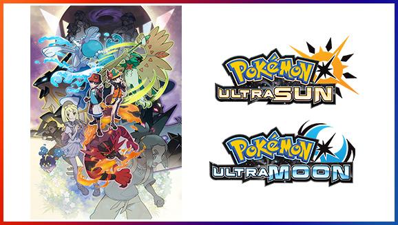 Surf mee in <em>Pokémon Ultra Sun</em> en <em>Pokémon Ultra Moon</em>