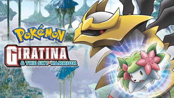 Pokémon: Giratina en de Krijger van de Lucht