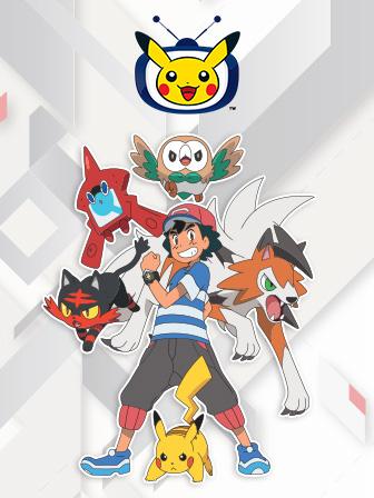 Pokémon TV mobiele app