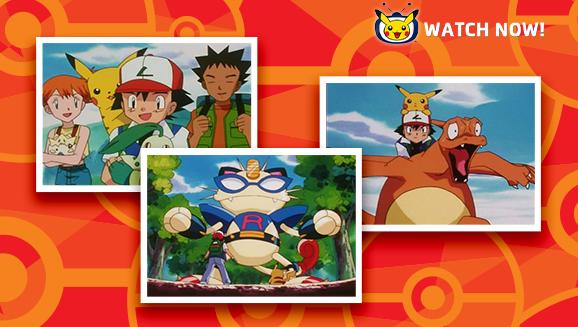Kijk naar klassieke avonturen in Pokémon: The Johto Journeys op Pokémon TV