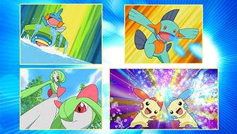 Pokémon uit regio Hoenn nemen Pokémon TV over!