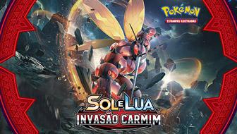 Pokémon Estampas Ilustradas: Sol e Lua - Invasão Carmim