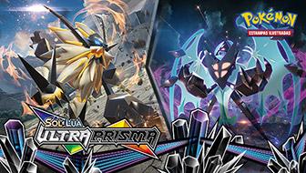 Pokémon Estampas Ilustradas: Sol e Lua - Ultra Prisma
