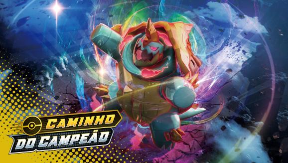 Percorra o Caminho do Campeão no Pokémon Estampas Ilustrada, já disponível