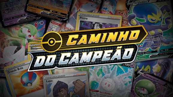 O arquivo de cartas foi atualizado com a expansão mais recente do Pokémon Estampas Ilustradas!