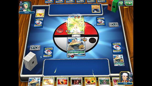 Pokémon Estampas Ilustradas Online