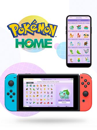 O Pokémon HOME já chegou!